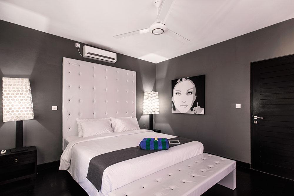 Bedroom Dot - Villa Bukit Jimbaran