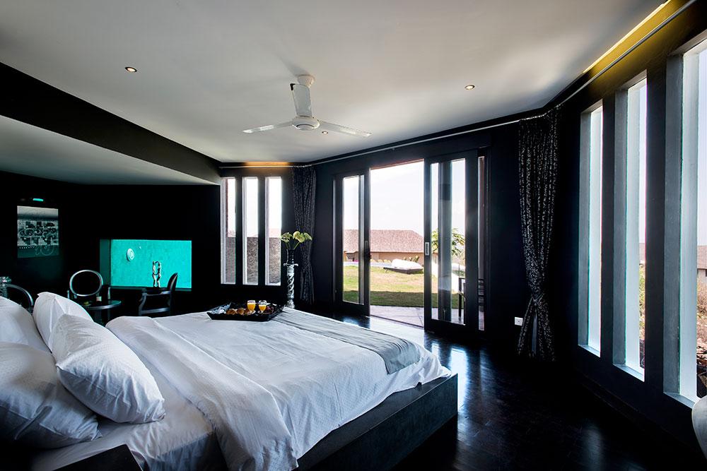 Bedroom Villa Bukit Jimbaran - Villa Bukit Jimbaran