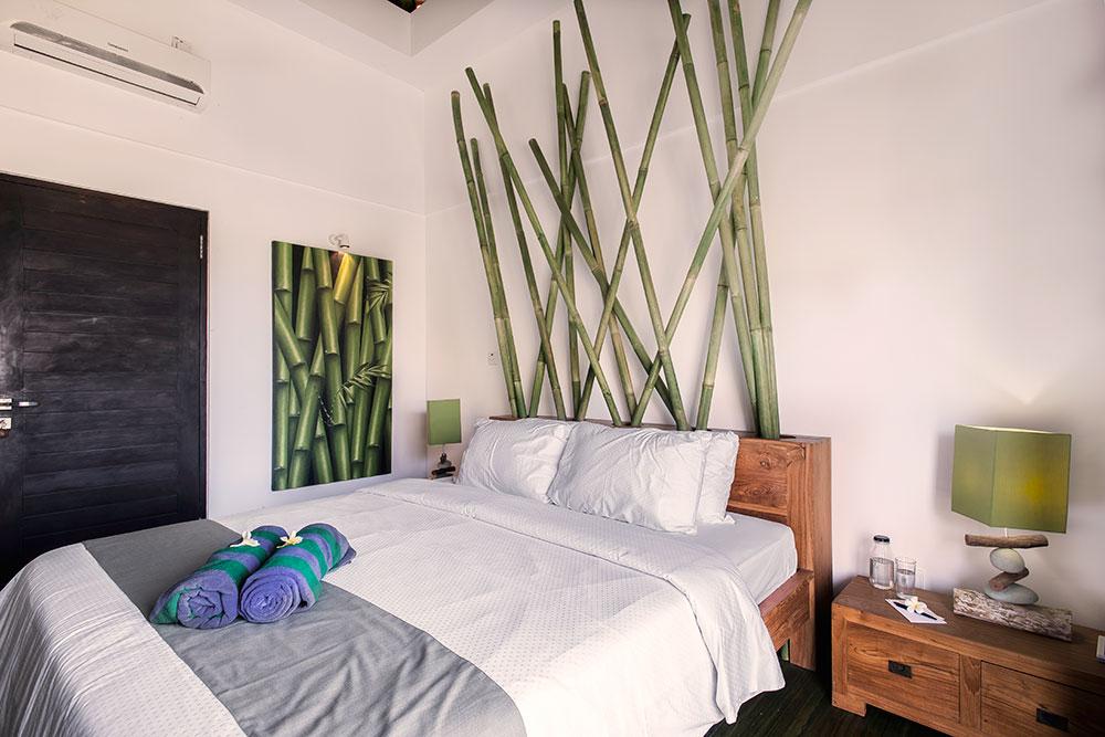 Room Bamboo Villa Bukit Jimbaran - Villa Bukit Jimbaran