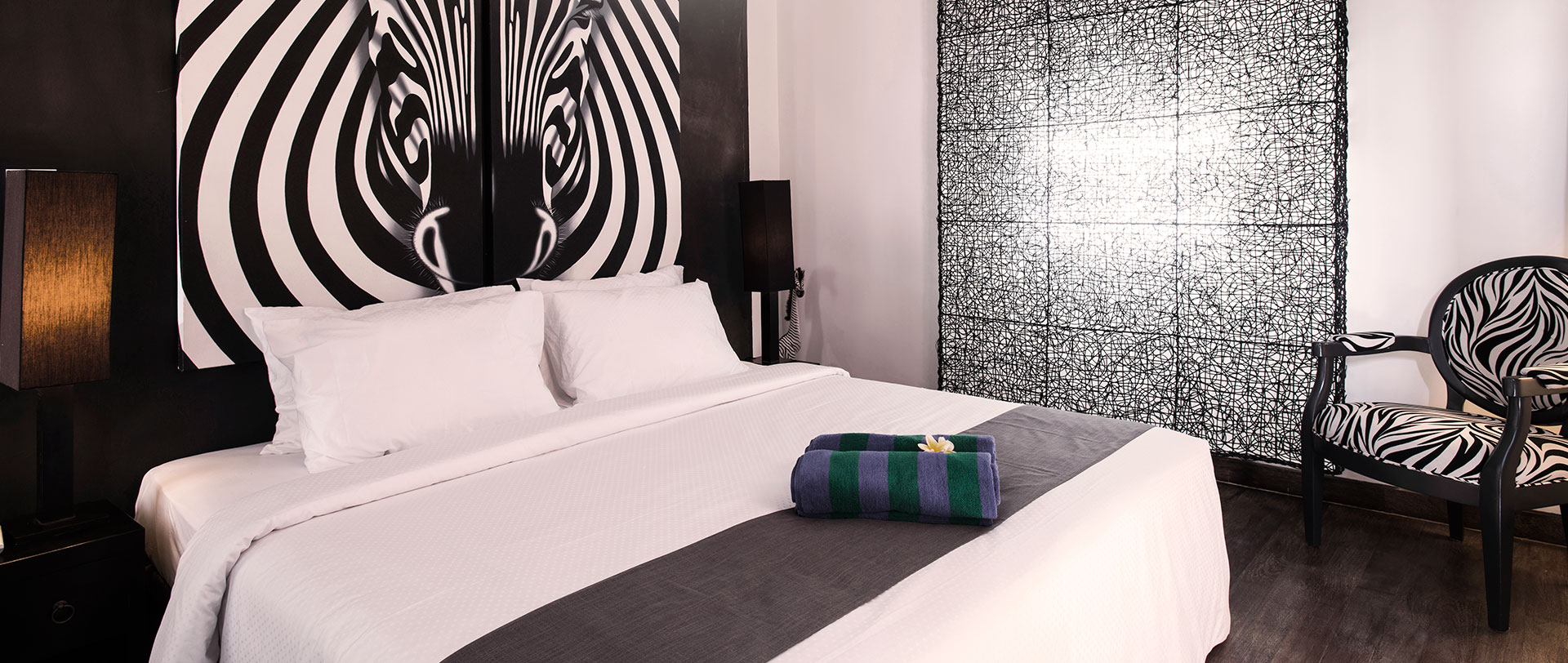Villas in Bukit Jimbaran - Room Zebra1_20160207042840